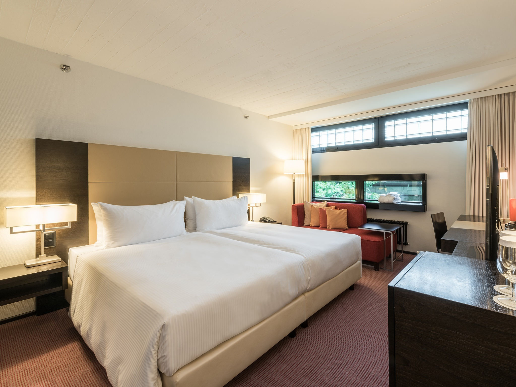 Camere Deluxe - Four Points by Sheraton Zurich Sihlcity